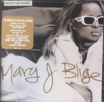 SHARE MY WORLD BY BLIGE,MARY J. (CD)