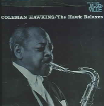 HAWK RELAXES BY HAWKINS,COLEMAN (CD)